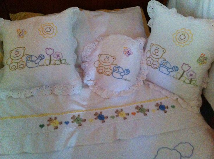 Cobertor y sábanas