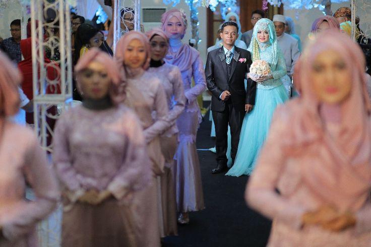 Christy & Alfan Wedding by LAKSMI - Kebaya Muslimah & Islamic Wedding Service - 008