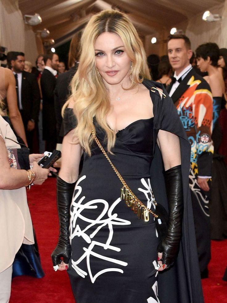 66 Lost Polaroids Of Madonna Before She Made It Big   FIB