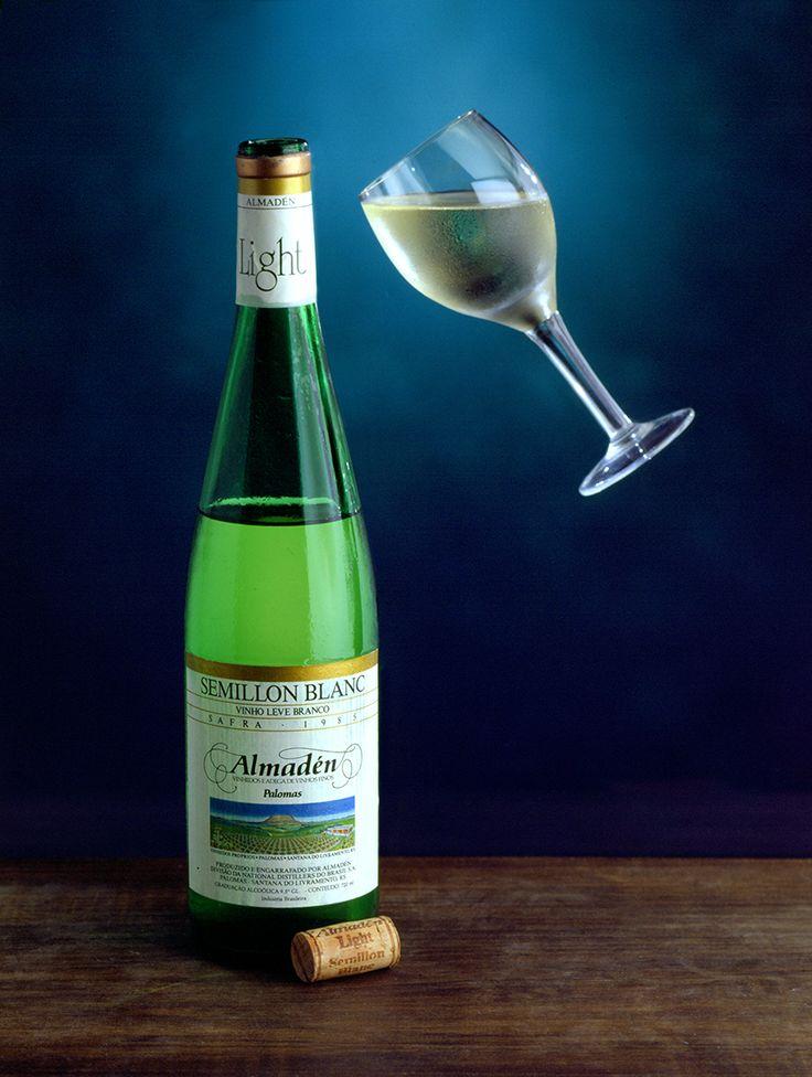 Vinho Almaden - Vinho Leve - Vinho Branco