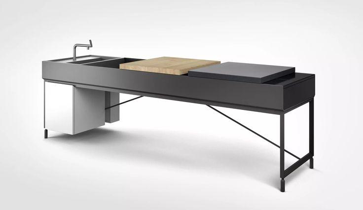 44 best milan 2016 les nouveaut s de bulthaup images on pinterest milan kitchen designs and - Robinet bulthaup ...