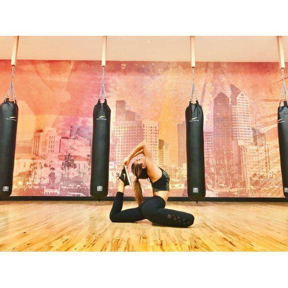 Stretch It Out At La Fitness Lafitness Shopkvc Southflorida Yoga Yogagirl Fitfam Yoga Girl Instagram Posts La Fitness