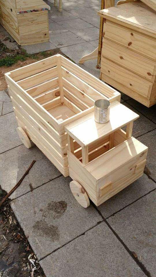 Elabora muebles únicos de forma sencilla usando pallets – Ideas Perfectas