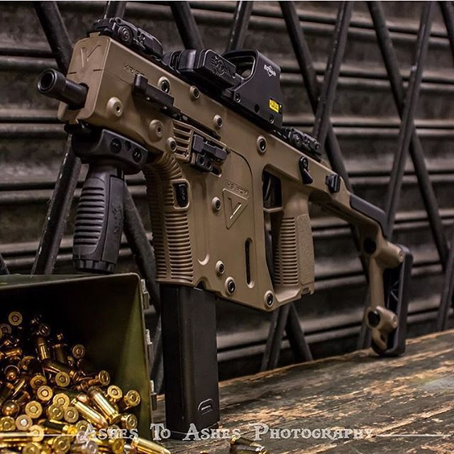 Kriss Vector SBR Flat Earth