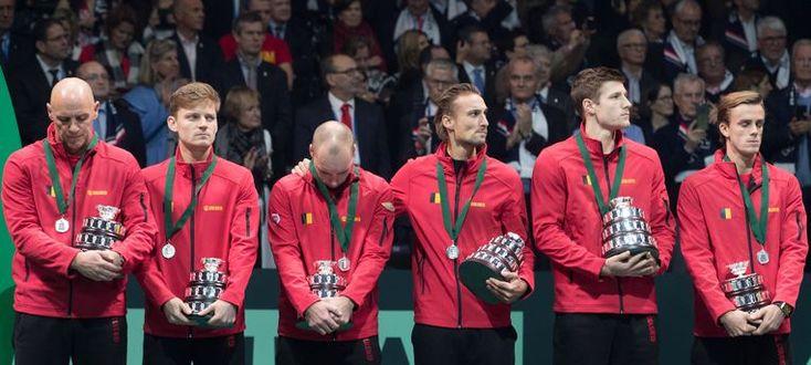 Serena Williams heeft voor het eerst sinds 1997 geen WTA-ranking - Davis Cup-team treft Hongarije | Tennis | Sport | HLN