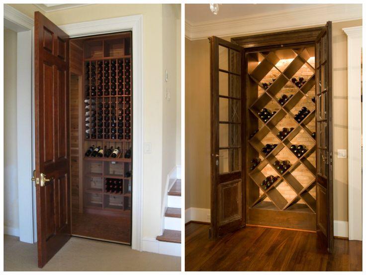 45 best cave vin r sidentielle images on pinterest kitchen pantry wine cellars and cave. Black Bedroom Furniture Sets. Home Design Ideas