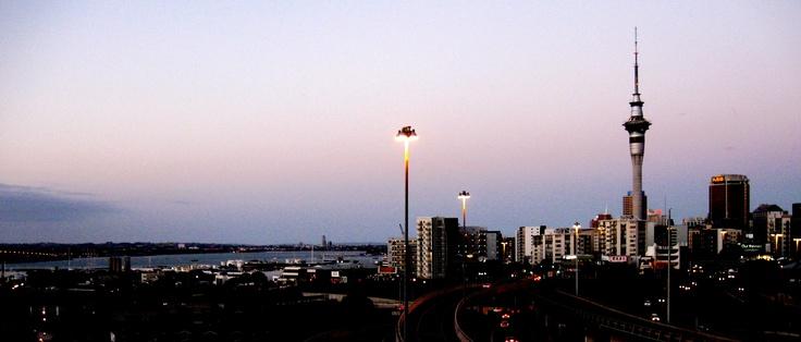 Another Auckland Skyline