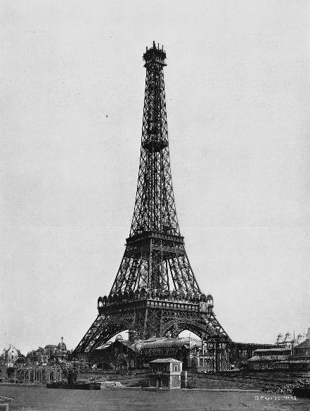 15 March 1889: Construction of cupola. A cupola is a dome-like structure.
