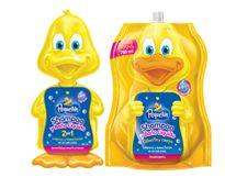 Shampoo y Baño líquido Pequeñín cabecita y cuerpo