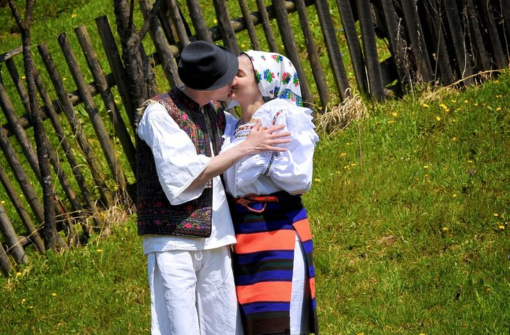 Celebrating love in the Romanian style on Dragobete 's Day