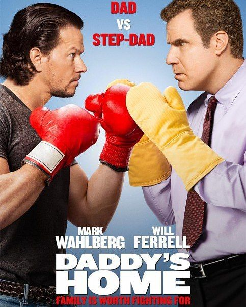 New poster for the upcoming WILL FERRELL & MARK WAHLBERG comedy DADDY'S HOME!!!     #daddyshome #willferrell #markwahlberg #comedy #funny #hilarious #lol #laugh #comedymovie #dad #father #stepdad #family #fight #love #movies #movienews #film #movie #cinema #movielover #movieposter #poster #films #updatesincinema by updates_in_cinema_v2.0