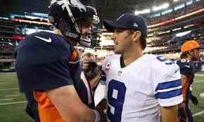 Report: Tony Romo 'has eyes' on Broncos in potential trade