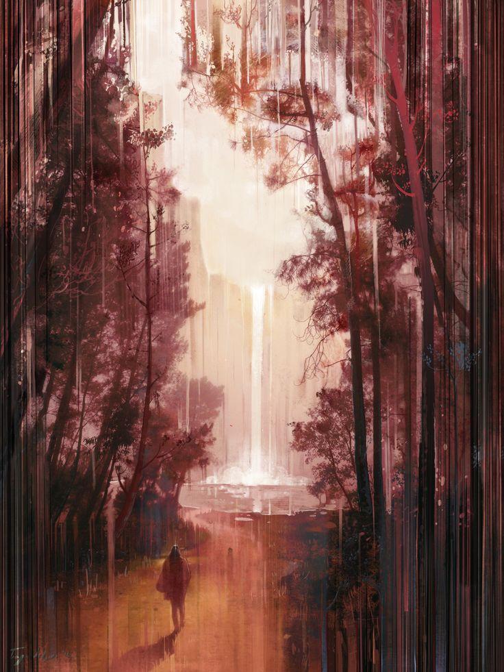 by Regg Salgado | It's my nature II -2016 mixed media.  Framed Prints available. Pm me: iamregg@gmail.com