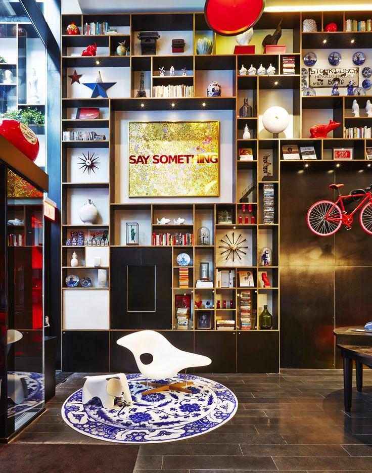Dutch firms work their magic at modern Midtown Manhattan hotel…