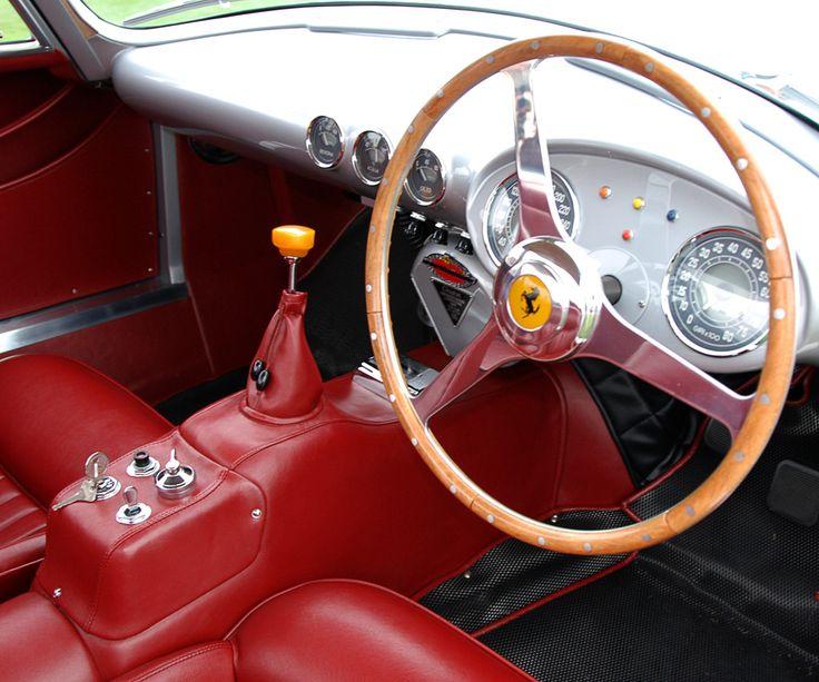 Ferrari 375 MM Coupé Speciale '1954