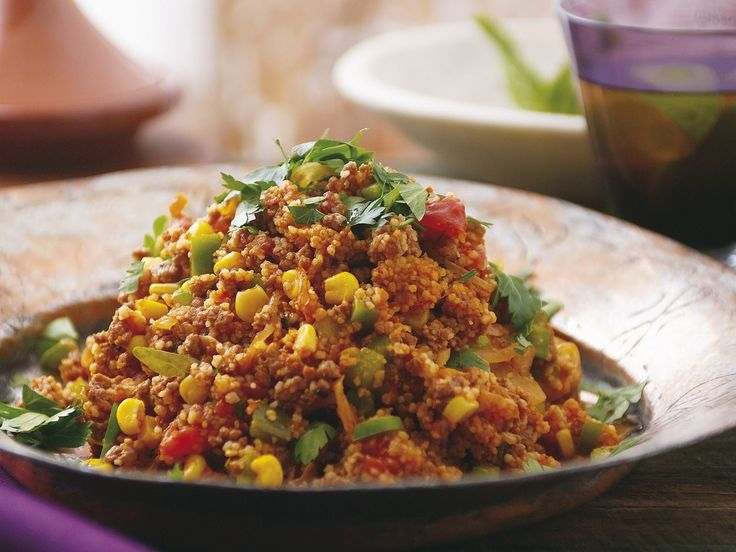Couscous auf marokkanische Art - smarter - Kalorien: 561 Kcal - Zeit: 45 Min. | eatsmarter.de