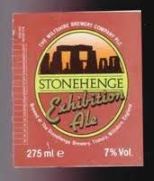 Stonehenge Exhibition ale: heavy ale from the Wiltshire breweries