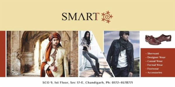 Like, Comment & Share Flat 50% on half - sleeve Shirts Flat 40% on TShirts 10% on Other Apperals At Smart Fashion Clothing Sco. 9, First Floor, Sector 17, Chandigarh. Redeem your coupon here http://goo.gl/b0vYCr