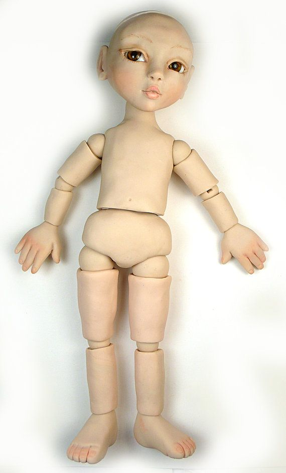 NEW How to Sculpt a Ball Jointed Doll BJD Art Doll by DollProject, $65.00