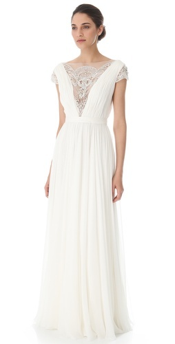 Reem Acra Goddess Gown | SHOPBOP