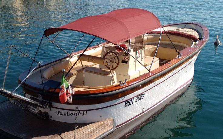 Tour on Lake Garda - Boat trips on the Garda