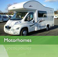 Robsons of Wolsingham - New Caravans - Used Caravans - New Motorhomes - Used Motorhomes - Accessories