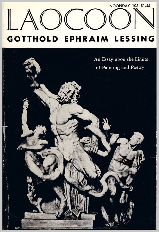 Essay laocoon limit painting poetry upon