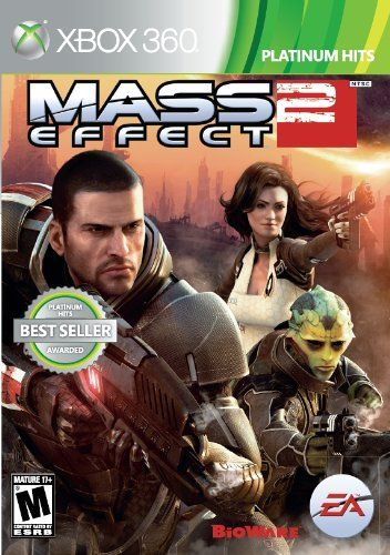 Mass Effect 2 for the Xbox 360.