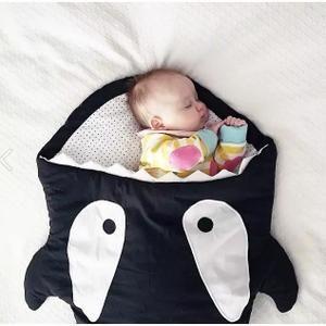 GIGOTEUSE - TURBULETTE  bébé sac de couchage Requin GIGOTEUSE - DOUILLETTE