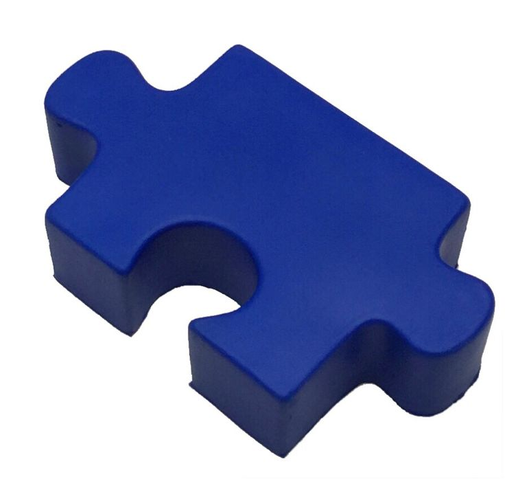 Feeling too stressed out? Then go into our website and browse through our great selection full of unique and fun shapes and choose your favourite #stressball. Here's one of ours, it reminds us of fun and easy times when our favourite thing to do was laying puzzles!