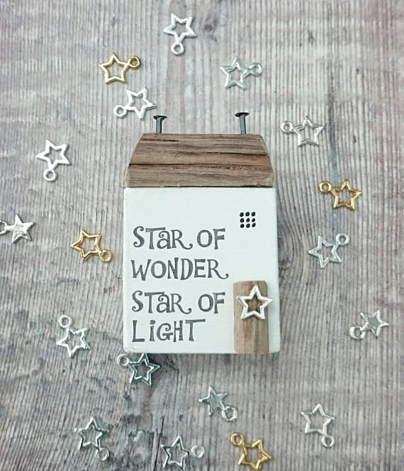 Check out this item in my Etsy shop https://www.etsy.com/uk/listing/565023282/star-of-wonder-driftwood-house-driftwood