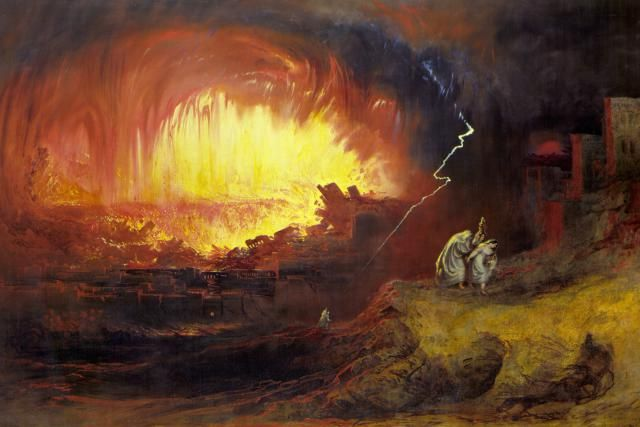 Sodom and Gomorrah, two ancient cities, were filled with all types of wickedness. See why God's holiness demanded that Sodom and Gomorrah be destroyed.