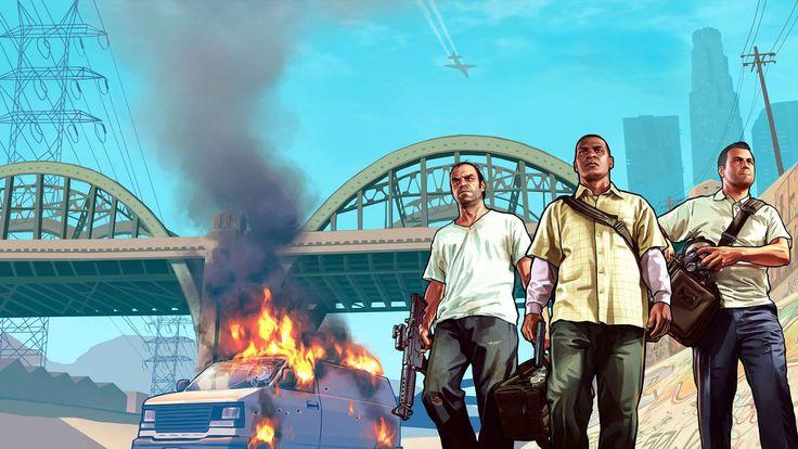 GTA V is on sale over at the Humble Bundle Store! #GrandTheftAutoV #GTAV #GTA5 #GrandTheftAuto #GTA #GTAOnline #GrandTheftAuto5 #PS4 #games