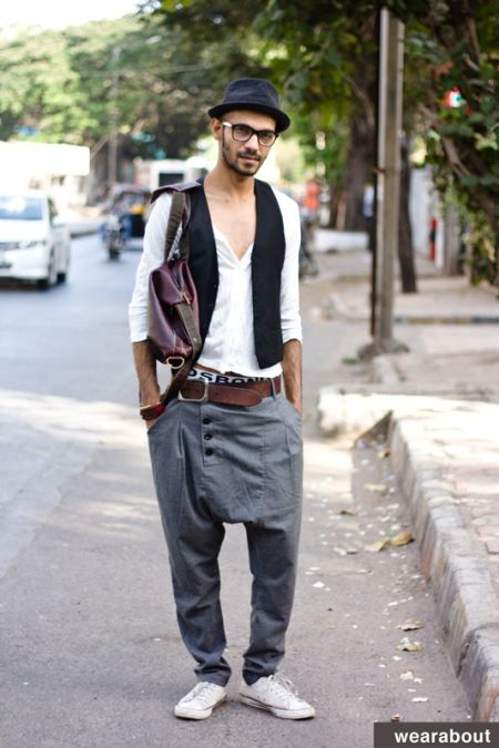 Amit, Mumbai | 30 Incredibly Chic Street-Style Photos From India