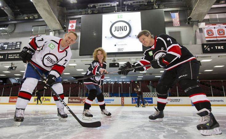New players complete team roster for the 15th annual JUNO Cup. JUNO Cup 2018 Presented by CBC Sports​, @TheJunoAwards, CBC Sports​, @cbcsports. #TheJunoCup, #Ticketmaster, #ConcertTickets, #CanadianMusicAwards, #KelownaMusic, #LiveMusicKelowna, #KelownaMusicNews, #OkanaganOnlineNewsMedia, #KamloopsMusicNews, #OkanaganMusicNews, #LocalMusicNews, #VernonMusicNews, #PentictonMusicNews, #VancouverMusicNews, #VictoriaMusicNews.