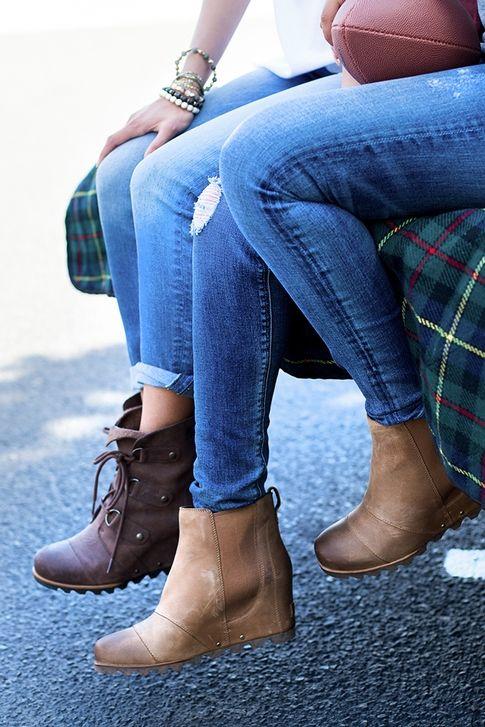 Legging Ankle Ag, Lea Wedge Sorel, Joan of Arctic Wedge Sorel, B[AIR] Ankle Skinny 7 For All Mankind