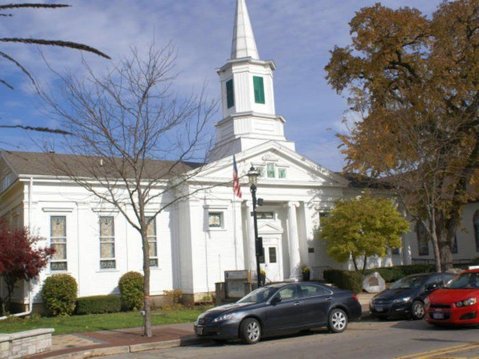 Downtown Plainfield Church Receives Landmark Status Plainfield