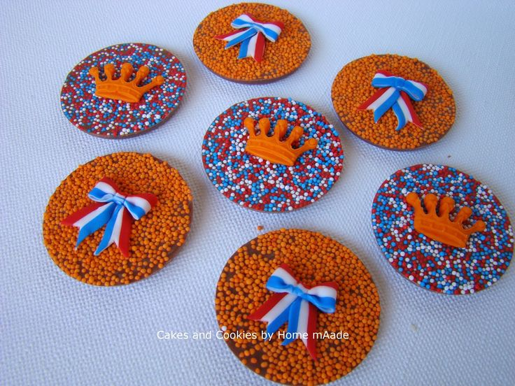 Cakes and Cookies by Home mAade: Thema 6: Feest in Nederland ~ Dag 2: Koningsflikken