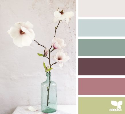 Flora Tones - http://design-seeds.com/home/entry/flora-tones75