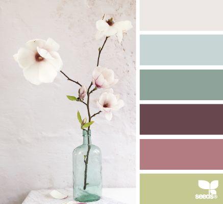 Flora Tones - http://design-seeds.com/home/entry/flora-tones75