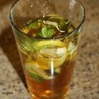 Beetje sweet maar vol vitamines....Pimm's and Lemonade @ allrecipes.co.uk