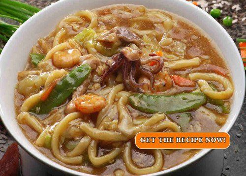 Special Lomi Recipe INGREDIENTS: 100 gms lean pork, preferably menudo cut, sliced thinly (about 1 1/2 inches in length) 100 gms pork liver, sliced like the | Panlasang Pinoy Recipes