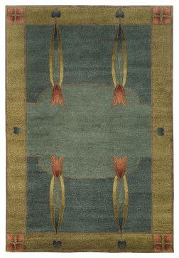 Stickley Monterey Mist Rug RU-1390 - craftsman - Rugs - New York - Stickley Furniture