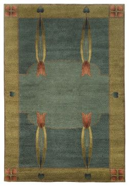 Stickley Monterey Mist Rug RU-1390 - craftsman - Rugs - New York - Stickley Furniture