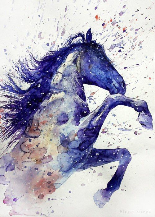 Watercolor #Art
