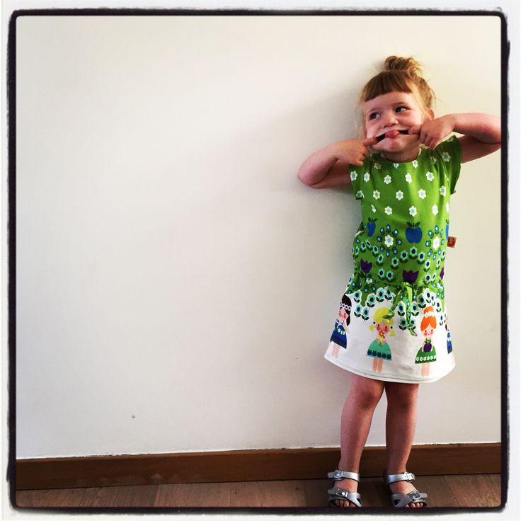 Patroon: Candy jurk, la Maison Victor | Pattern: Candy dress made by billiepop