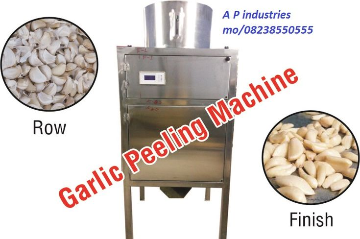 #garlicpeelingmachinemanufacturer Inquire and purchase now! 094091 50555