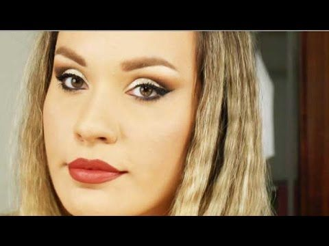 Trucco Glamour Party (Wjcon sangria lips) - YouTube