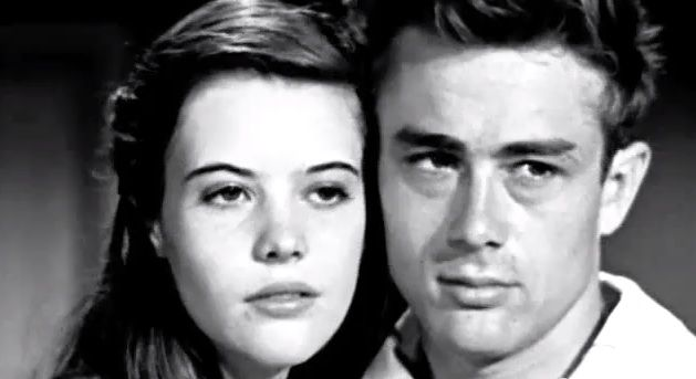 Lois Smith / James Dean Silent Screen Test — East of Eden