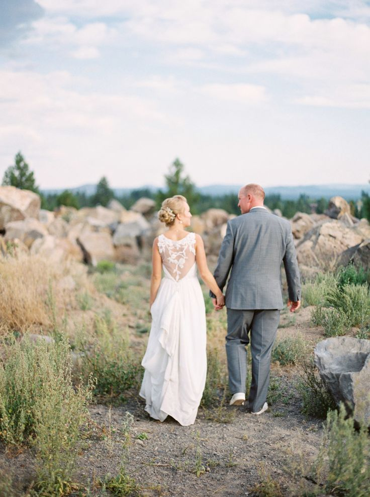 Popular Whimsical Elegant Oregon Ranch Wedding